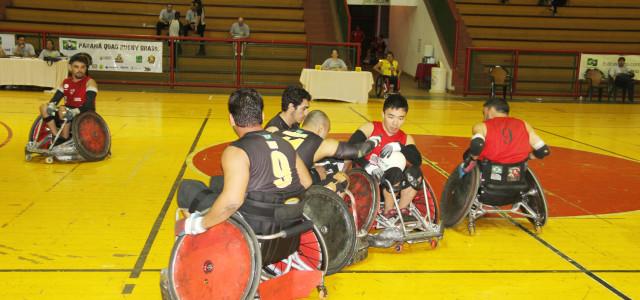Confira os resultados dos jogos e atletas premiados individualmente, dentro da sua classificação da modalidade, pelo seu desempenho no Campeonato Brasileiro de Rugby em Cadeira de Roda – 1ª e […]