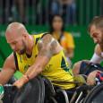 Australianos bateram os Estados Unidos por 59 a 58 na segunda prorrogação Não foi fácil, mas a Austrália confirmou seu favoritismo e conquistou o ouro no rugby em cadeira de […]