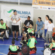 A equipe Gladiadores Curitiba Quad Rugby consagrou-se campeã do Torneio Internacional Quad Rugby da Colômbia, realizado Coliseu Ramón Elías López Mazuera de Palmira. Seisjogos e seisvitórias sobre as equipes Capsaaa-Paris/França, […]