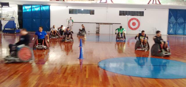 A Seleção Brasileira de Rugby em Cadeira de Rodas iniciou na segunda (06) na Associação Niteroiense dos Deficientes Físicos (ANDEF), em Niterói, no Rio de Janeiro, para a primeira fase […]