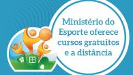 O Ministério do Esporte, em parceria com a Universidade Federal de Minas Gerais (UFMG), oferece cursos de formação em educação a distância. Os cursos abordam conceitos e debates acerca do […]