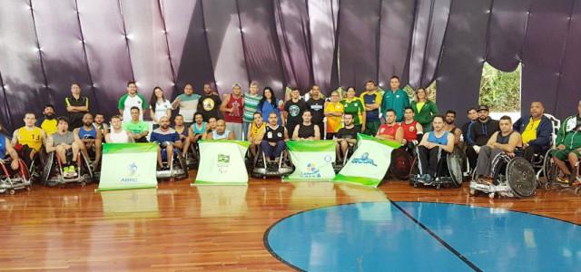 A ABRC encerrou na última sexta (16/06) a II Semana de Treinamento das Seleções A e de Desenvolvimento. A atividade reuniu 24 atletas das principais equipes de rugby em cadeira […]
