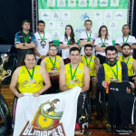 Equipe Saúde Esporte/Morgenau (Gladiadores Curitiba Quad Rugby)