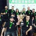 Equipe Ronins Quad Rugby de São Paulo